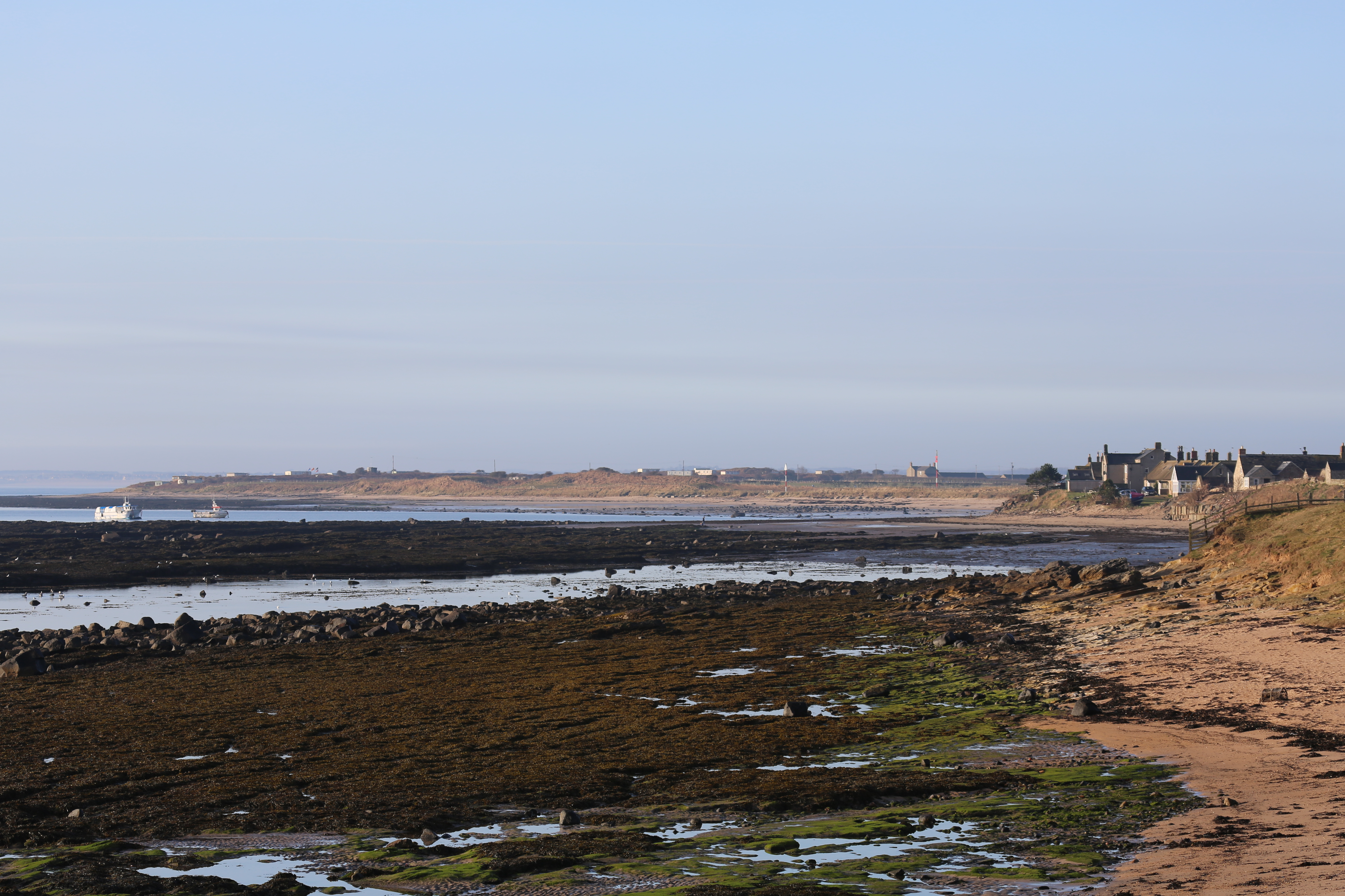 Boulmer Looking South