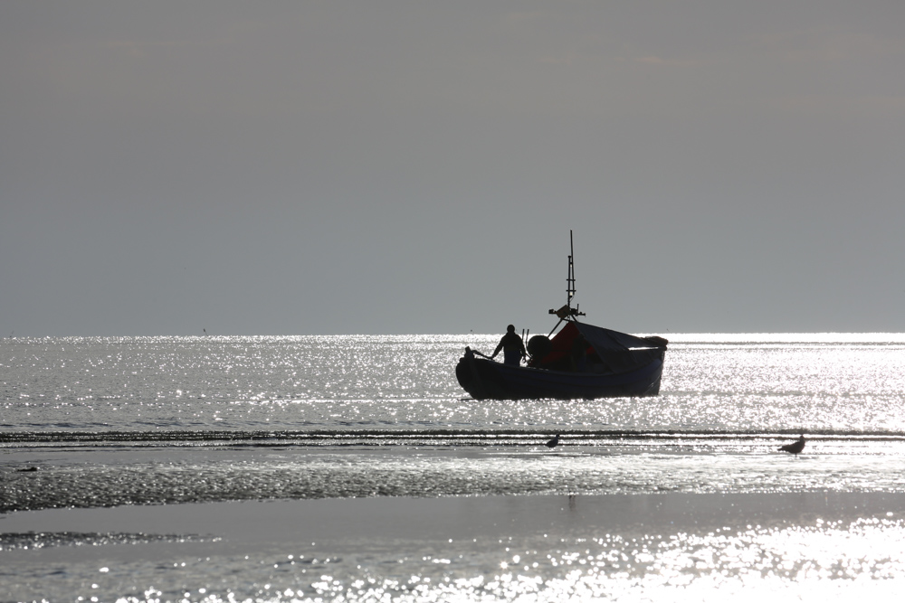 Our Coble, A Traditional Northumbrian Fishing Vessel